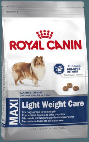 Royal Canin MAXI LIGHT WEIGHT CARE Сухой корм для собак склонных к полноте