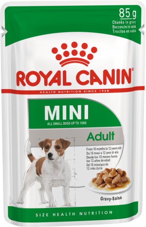 Royal Canin MINI ADULT Корм для собак мелких пород с 10 месяцев до 12 лет