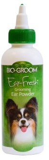 Bio-Groom Ear Fresh пудра для ухода за ушами собак и кошек