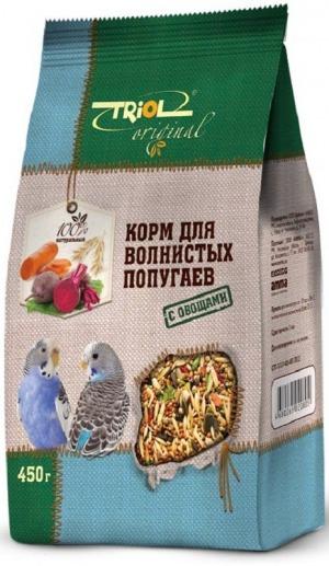 Товары для птиц - <b>Корма</b> - <b>Triol</b>